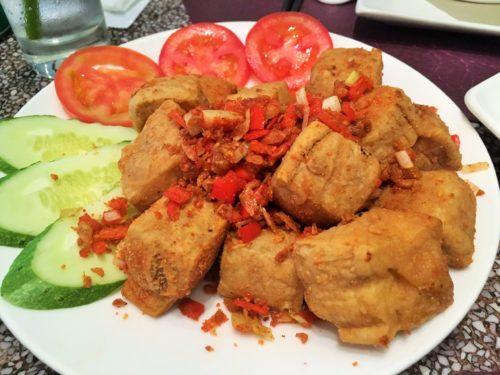 ベトナム料理 Bong Sung 豆腐料理