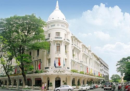 グラントホテルサイゴン ベトナム