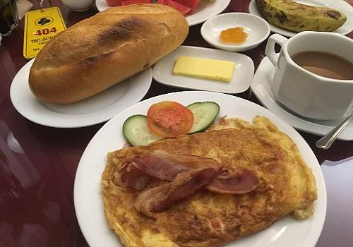 ザスプリングホテル朝食