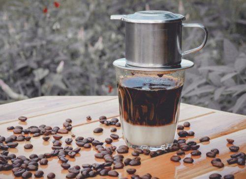 ベトナム料理 ベトナムコーヒー