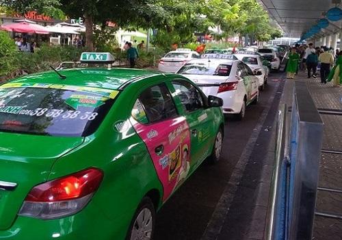ベトナム 空港 タクシー