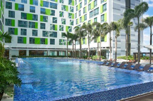 ベトナム ホテル ホリデーイン