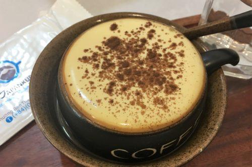 ベトナム エッグコーヒー