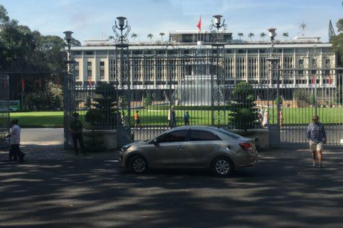 ベトナム 統一会堂