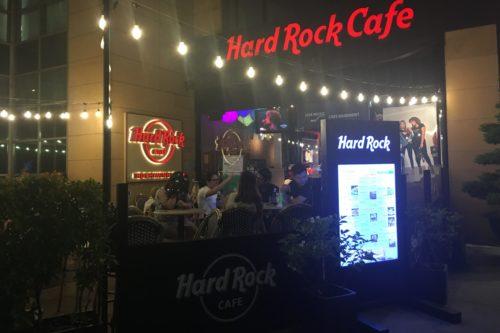 ベトナム ハードロックカフェ