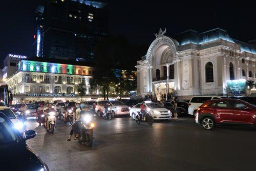 ベトナム ホーチミン歌劇場