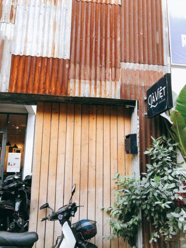 ベトナム旅行 La Viet Coffee
