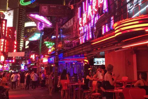 バンコク旅行に安くいく方法 ソイカーボーイ