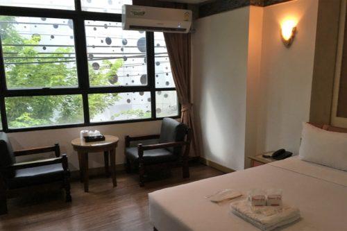 バンコク旅行 シーロムエリア ホテル