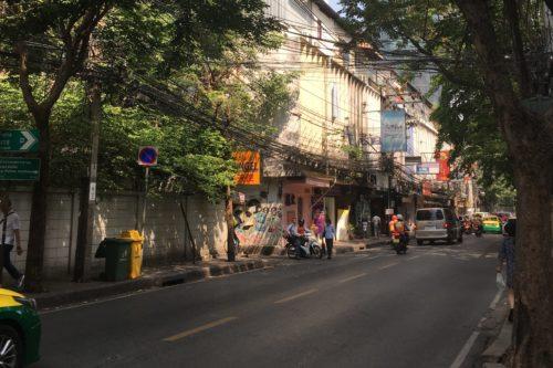 バンコク旅行 プロンポン