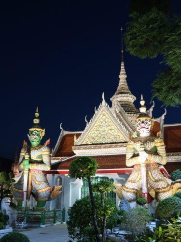 タイバンコク旅行 ワット・アルン