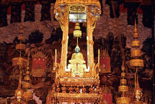 タイバンコク旅行 ワット・プラケオ エメラルド