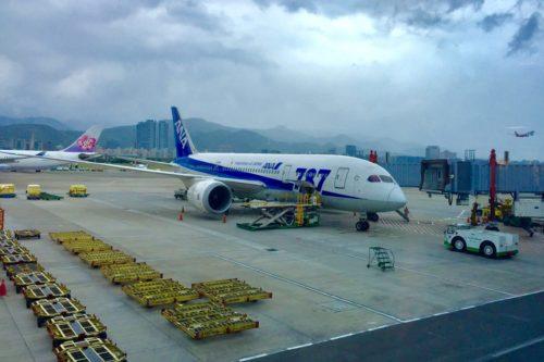台湾旅行 全日空ANA