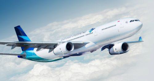 インドネシア旅行 ガルーダインドネシア航空