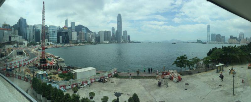 香港旅行 ビクトリアハーバー