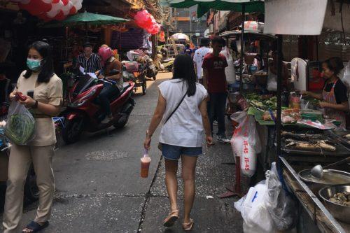 旅のススメ タイ旅行 昼間のソイカウボーイ