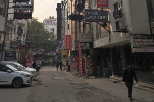 パハールガンジエリアにある2つ星「Hotel Gaylord」