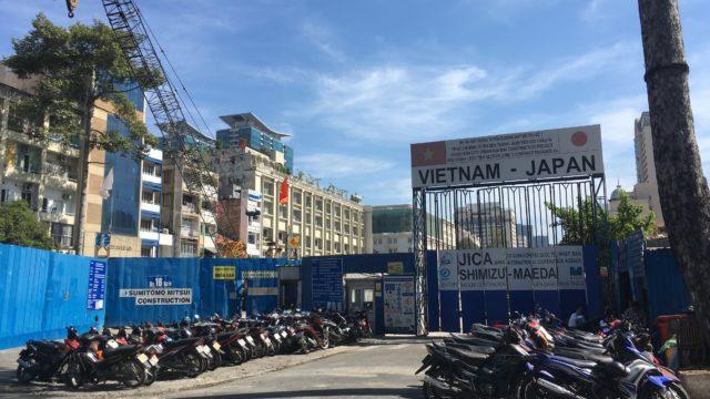 ベトナム旅行 ODA
