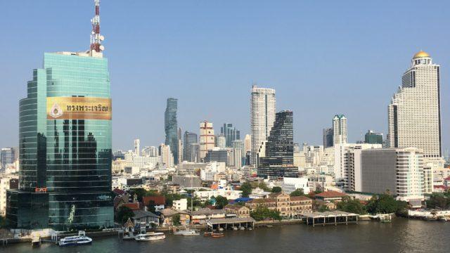 タイバンコク旅行 アイコンサイアム