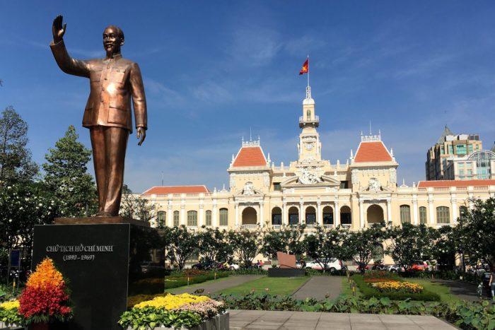 ベトナム旅行 ホーチミン