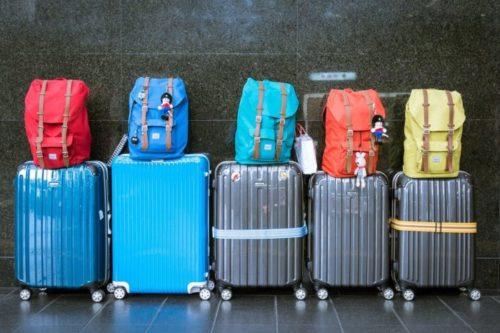 o-dan スーツケース