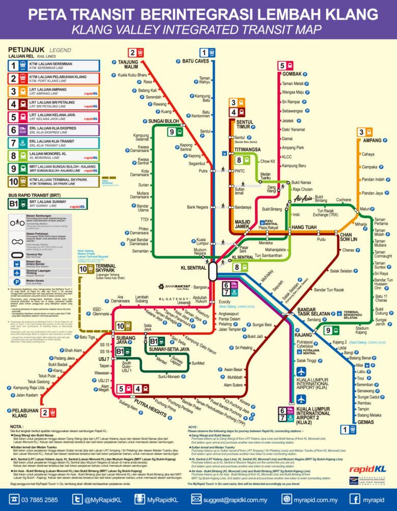 マレーシア 鉄道