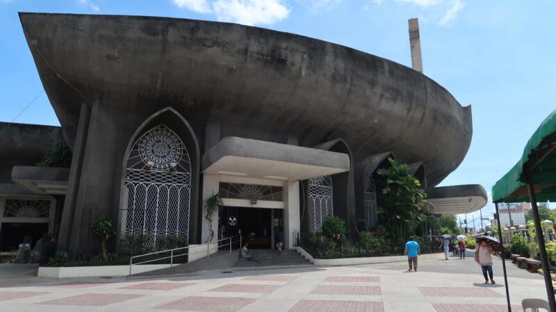 フィリピンダバオ サンペドロ大聖堂