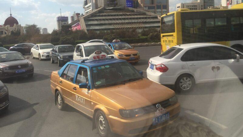 哈爾濱 タクシー