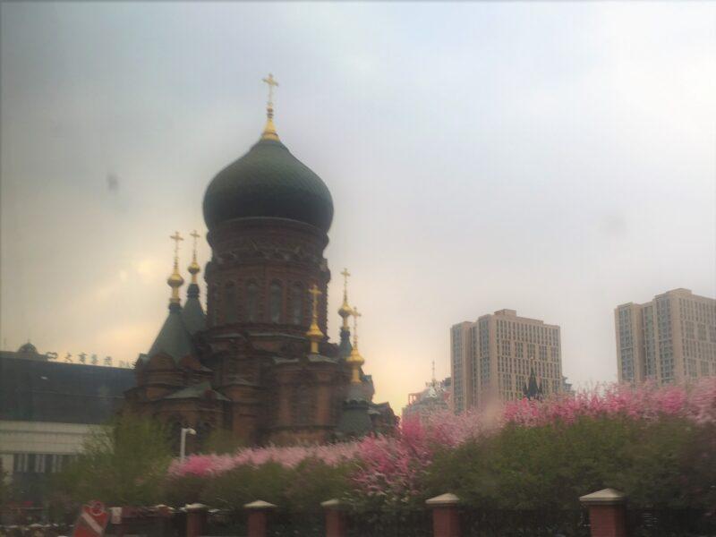 哈爾濱 聖ソフィア大聖堂